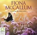 A Life of Her Own by Fiona McCallum audio book cover image
